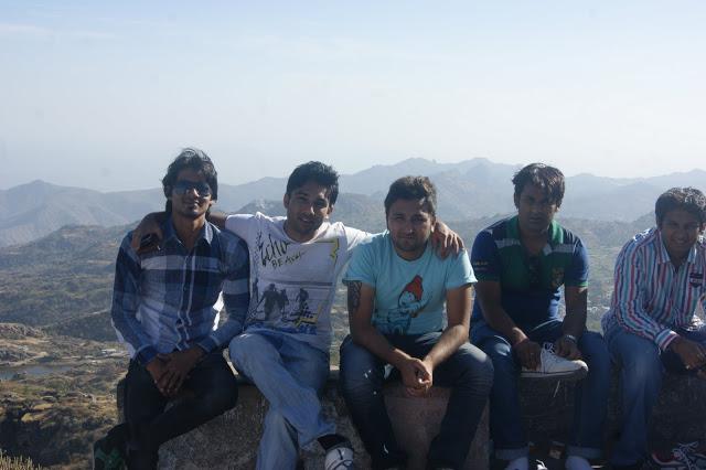 Blurbpoint SEO Team at Guru Shikhar