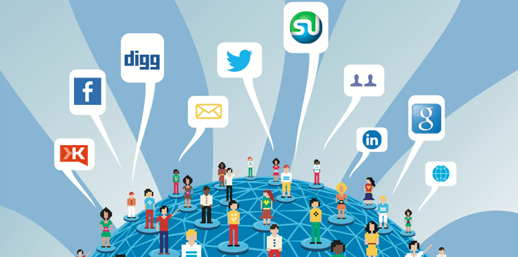 Social Media for Link Building - Blurbpoint