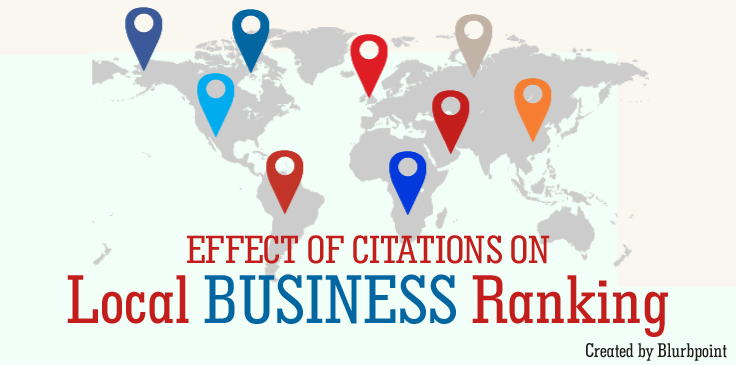 Effect of Citations on Local Business Ranking - Blurbpoint