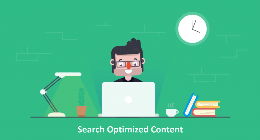 Search Optimized Content