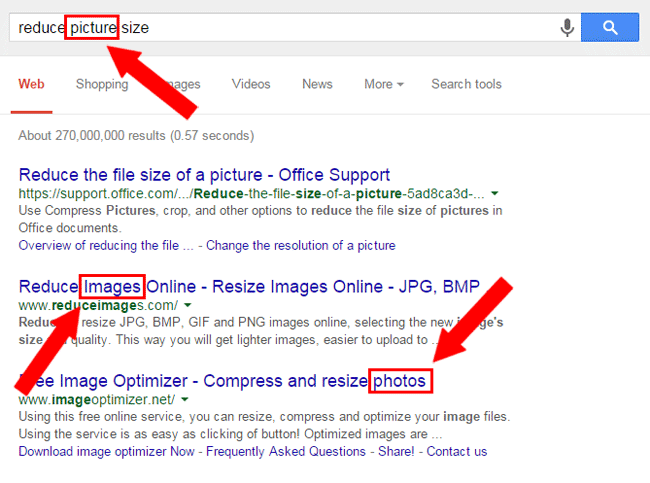 Semantic Search Examples