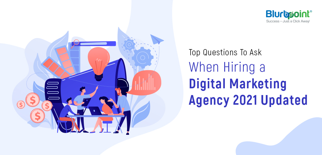 Ask questions to digital marketing agency