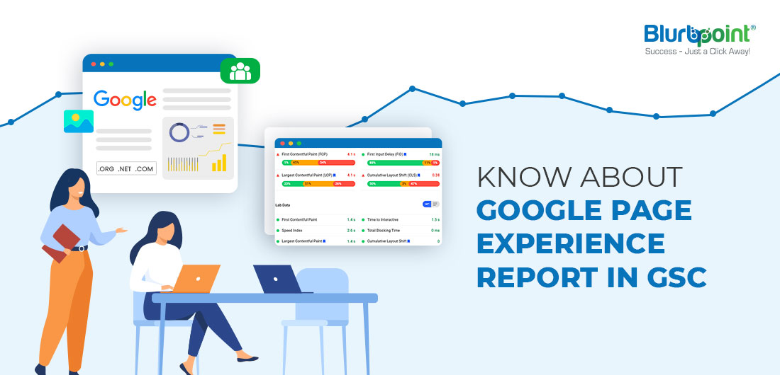 Google New Page Experience Report in GSC